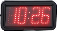 Průmyslové digitální hodiny EZA 10 R se spínáním sirény