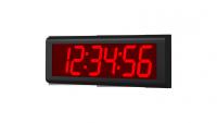 Interiérové digitální hodiny ZBS 10 L PoE