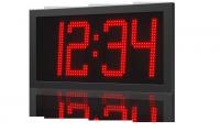 Venkovní digitální hodiny / teploměr ZA 20 R metal