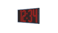 Venkovní digitální hodiny / teploměr ZA 30 L matrix
