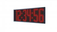 Venkovní digitální hodiny / teploměr ZB 30 L matrix
