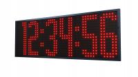Venkovní digitální hodiny / teploměr ZB 40 L matrix