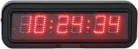 Průmyslové digitální hodiny EZB 5 R se spínáním sirény