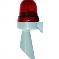 Průmyslová houkačka s optickou signalizací HV100-230X-O