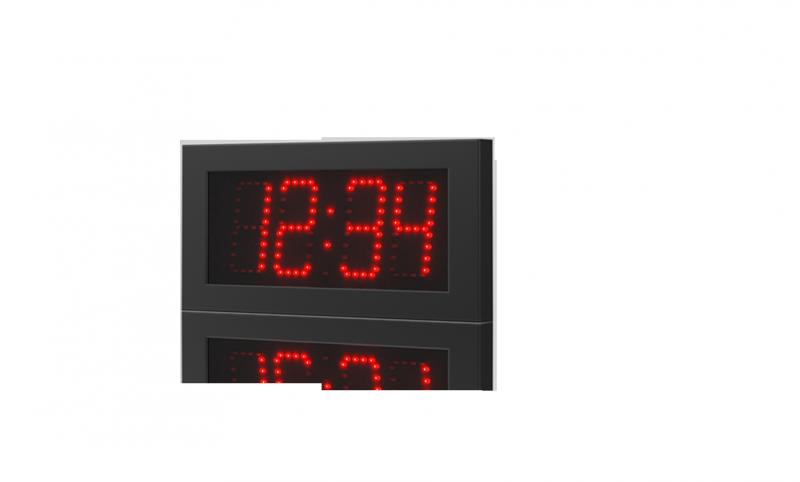 Digitální hodiny ZA10 steel_1