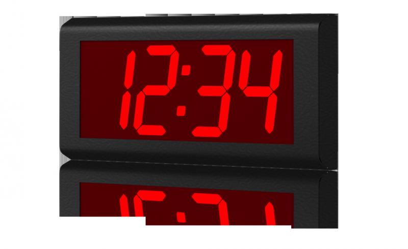 Digitální hodiny ZAS10L PoE_2
