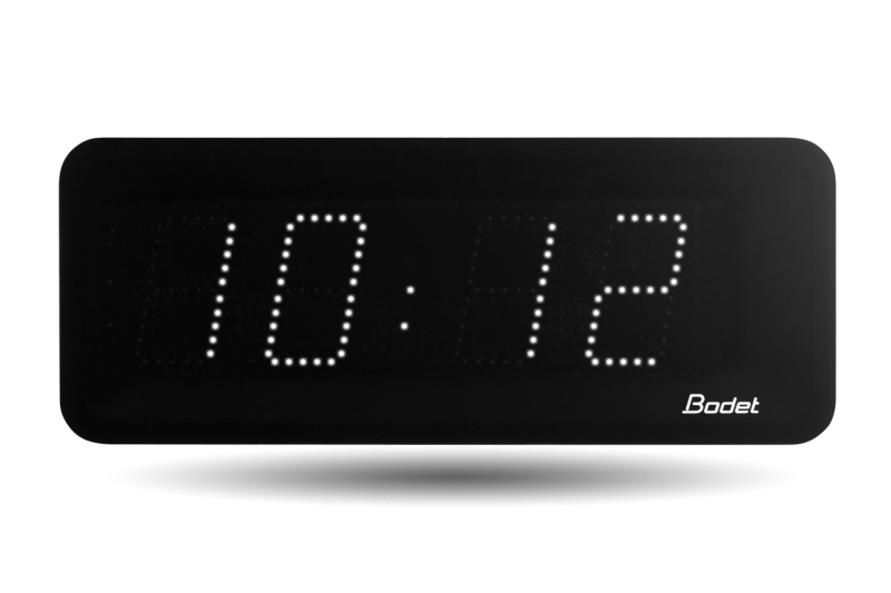 Digitální hodiny Style II 10 WiFi_1