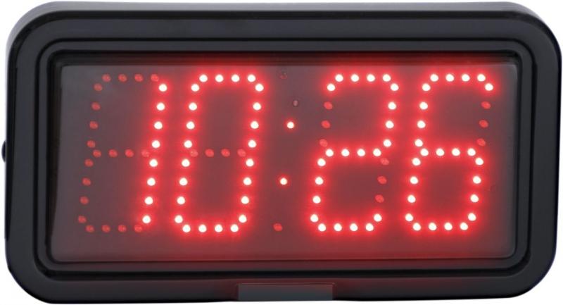 LED nástěnné digitální hodiny EZA 10R