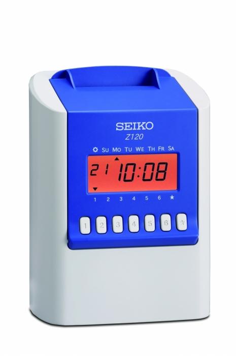 Docházkové hodiny SEIKO Precision Z120